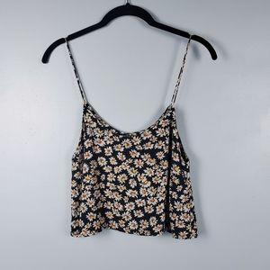 Brandy Melville daisy crop top One Size
